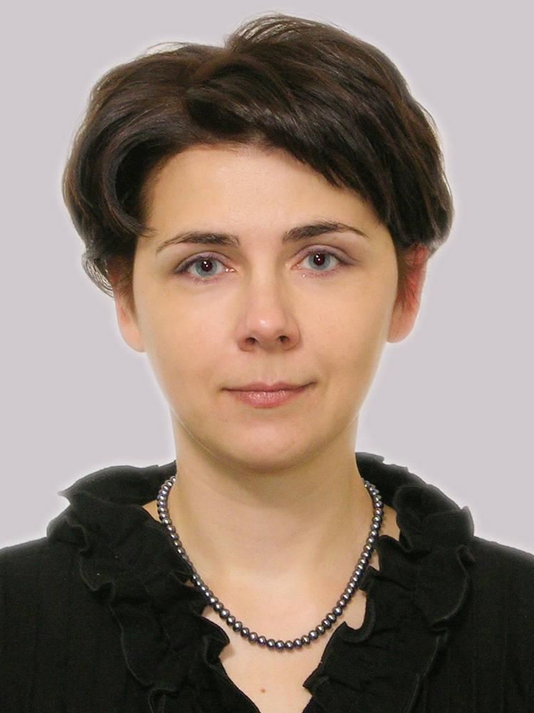 Екатерина Харламова
